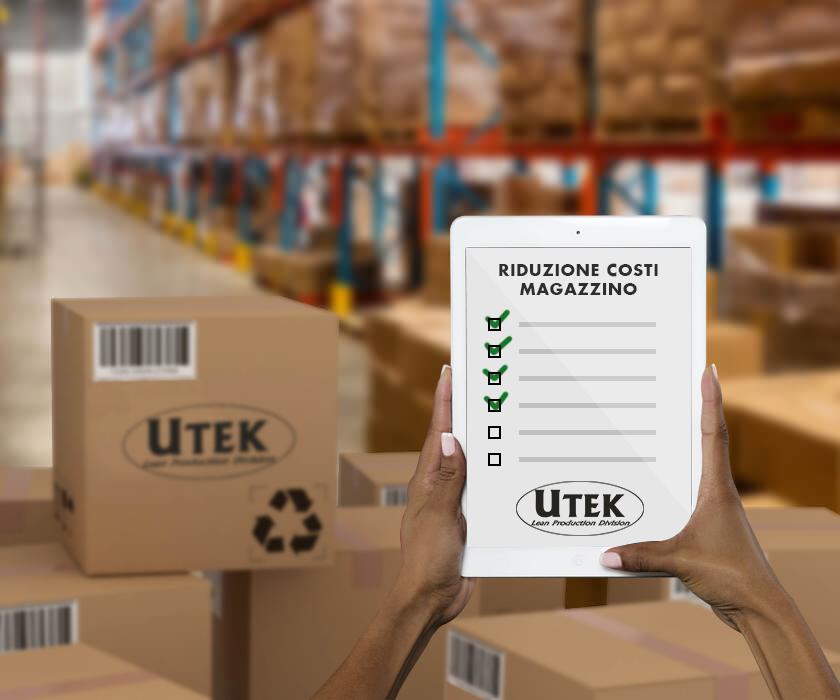 Come ridurre i costi del magazzino: 7 consigli