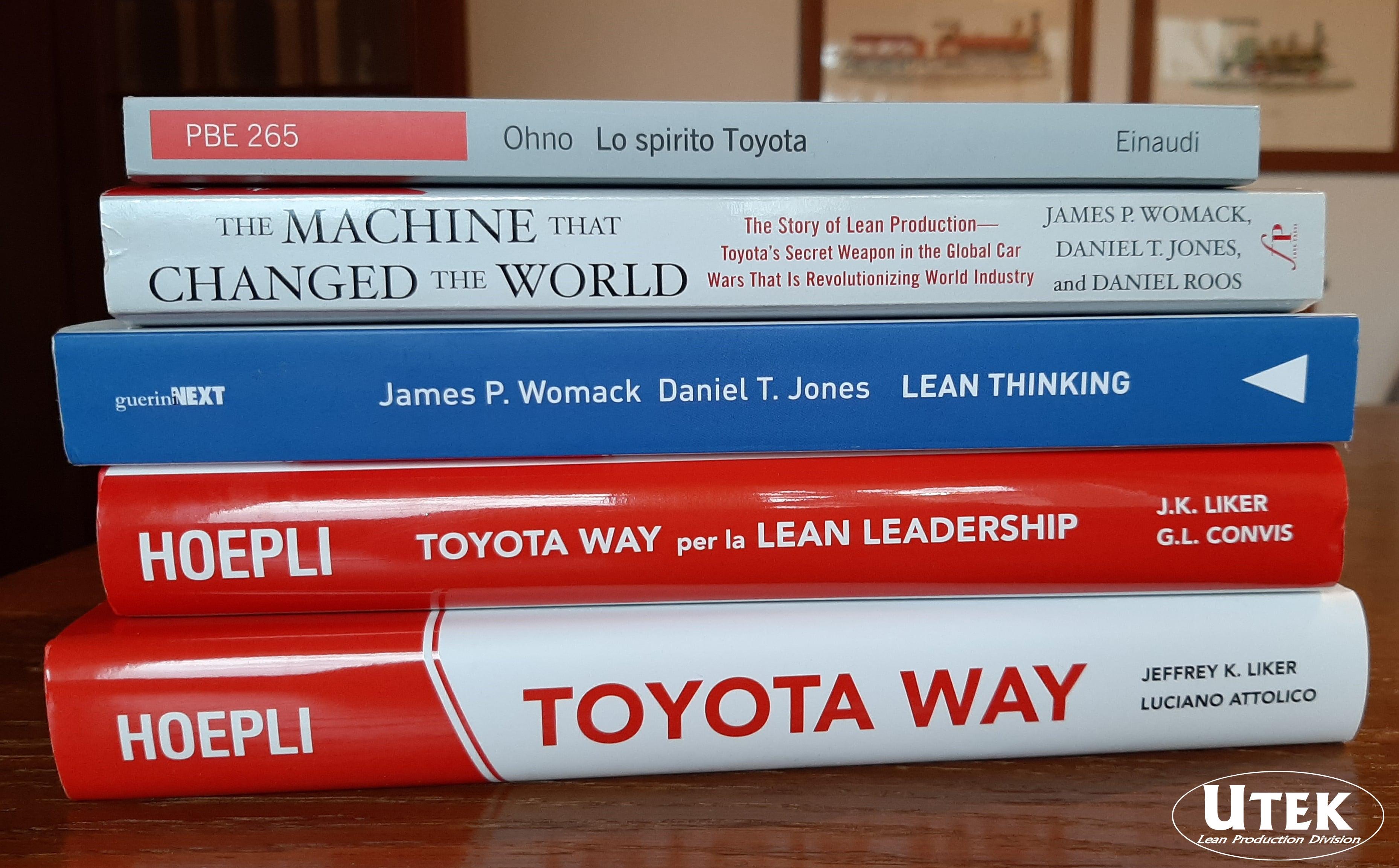 I migliori libri sulla Lean Production