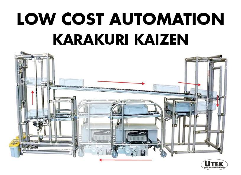 Low Cost Automation, chiamata Karakuri Kaizen