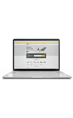 nuova piattaforma e-commerce