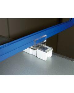 Attacco per cornici magnetico e orientabile