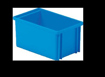 Contenitore Kanaban blu