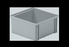Contenitore Kanaban grigio